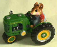 Green Field Mouse